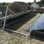 zonnepanelen plat dak 2