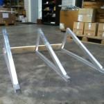 frame zonnepanelen